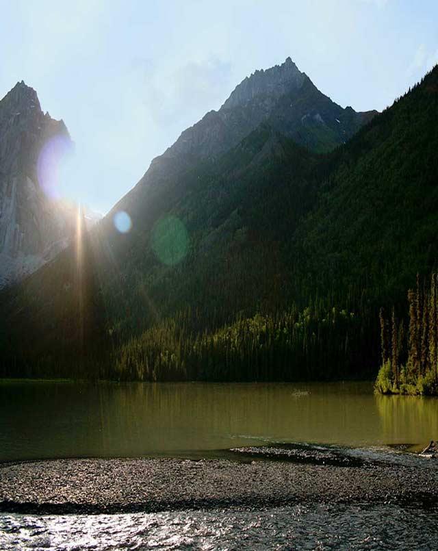 glacier-lake-nahanni-national-park